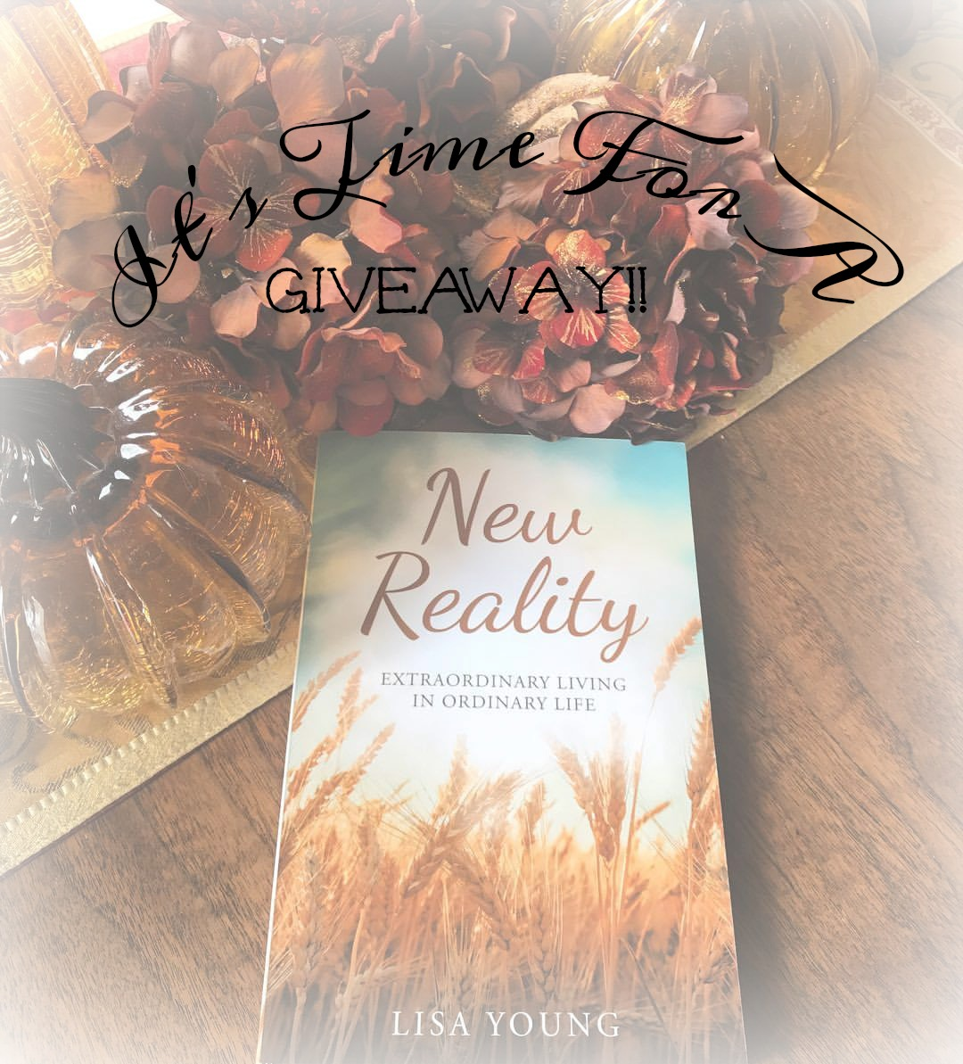 Giveaway October 2017