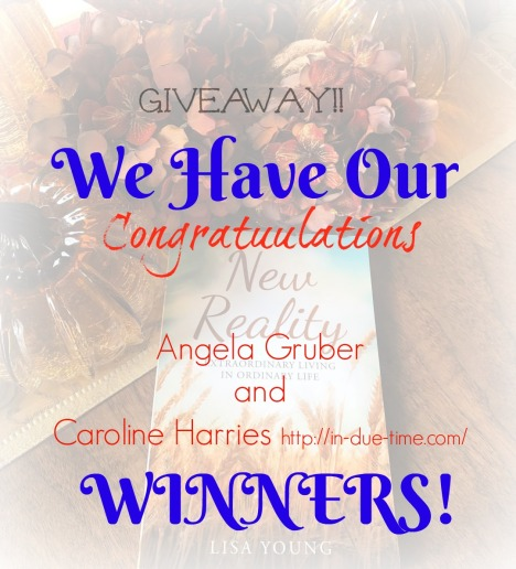Giveaway October 2017_1 Winners