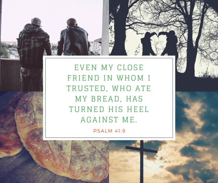 Psalm 41.9