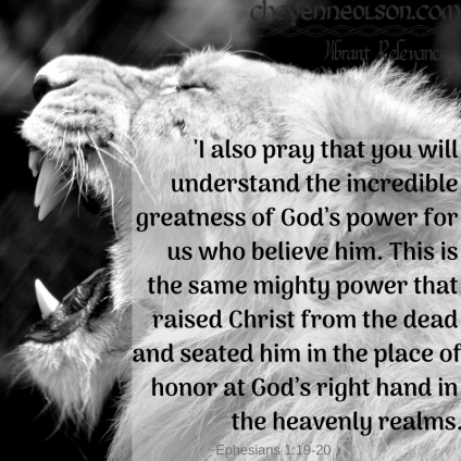 Eph 1.19-20