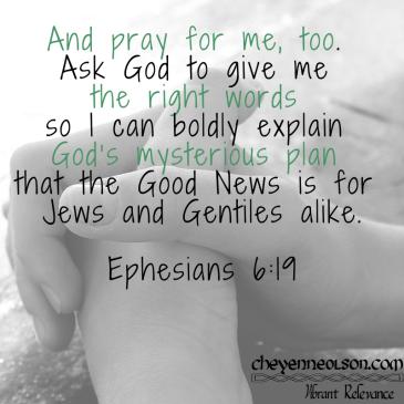 Ephesians 6_19