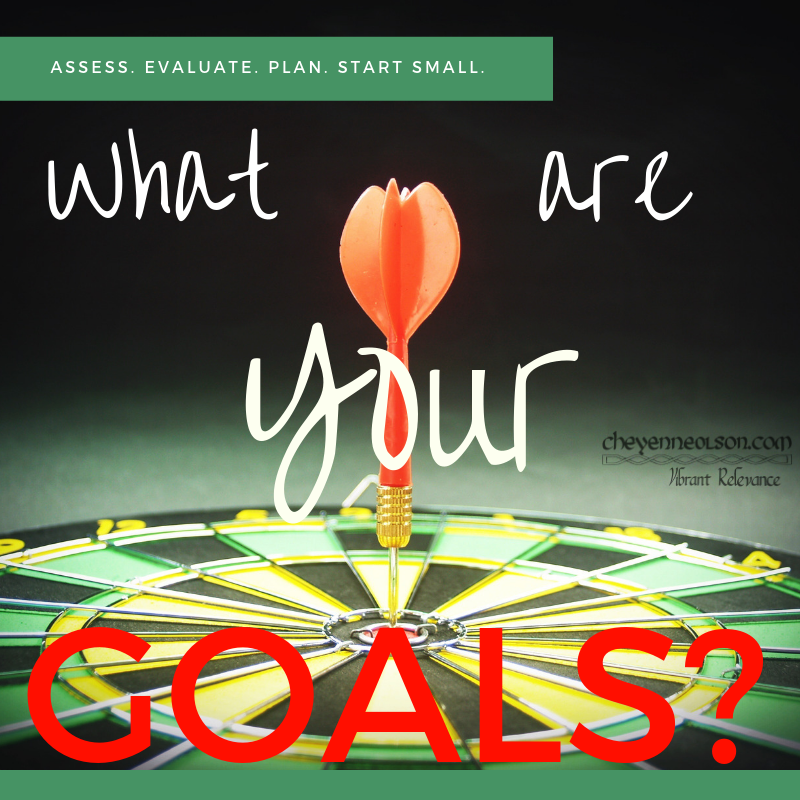 What are your Goals_
