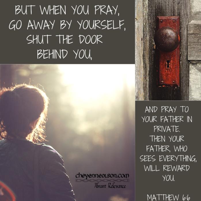 Matthew 6_6