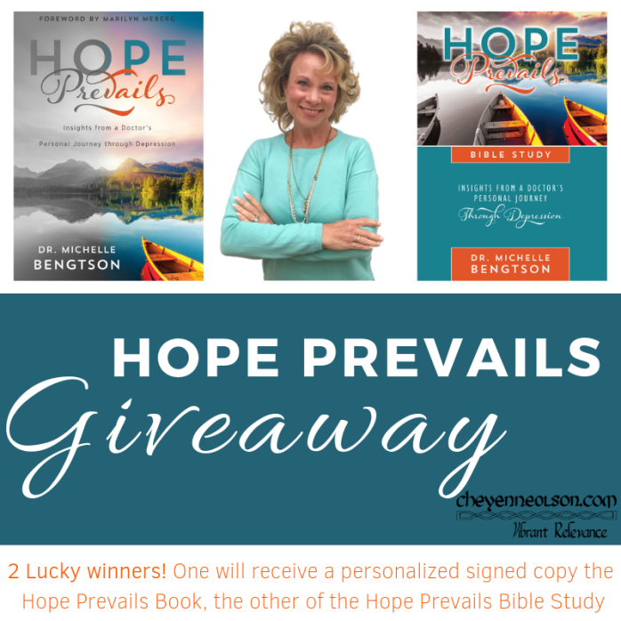 hope prevails giveaway
