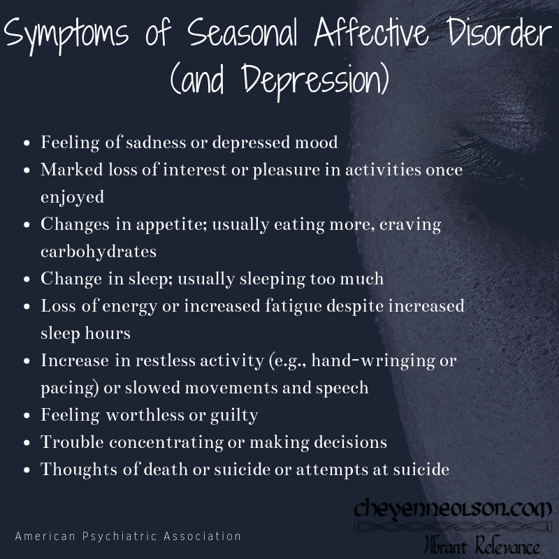 Symptoms of SAD_Depression